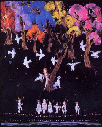 ようこそ夢の森へ