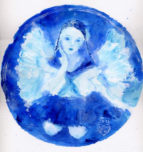 セーラー服の天使