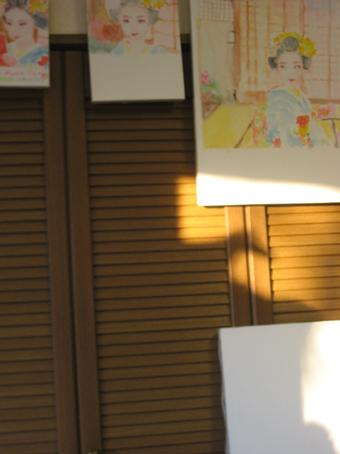 画室~豆ゆり3