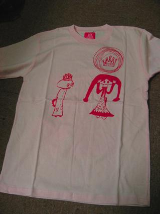 荒井良二Tシャツ