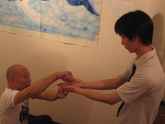 0902日野晃さんサロン