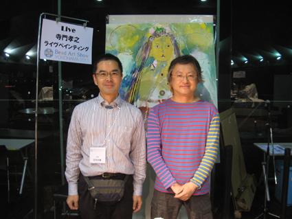 主催者の宮本さんは僕の古い友達