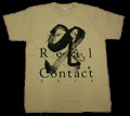 RealContactTshirts黒