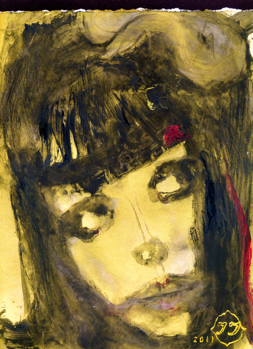 kishida taka portrait