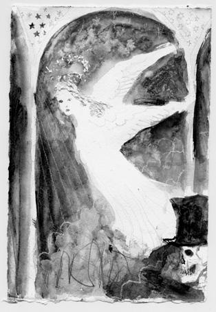天使の歩廊 扉絵